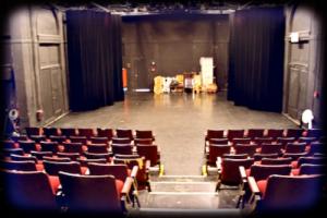 Salle PB scène
