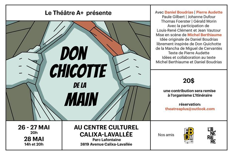 Don Chicotte de la Main